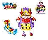 Superzings- PlaySet Adventure 3 Vehículos y Figuras Especiales, Color surtido, única (Magic Box PSZSP314IN01)