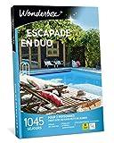Wonderbox – Coffret cadeau duo - ESCAPADE EN DUO – 1045 séjours d'une...