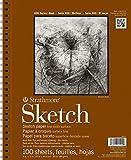 Strathmore Sketch Pad 11'X 14' - 60Lb 100 fogli