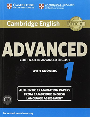 Certificate in Advanced English with Answers for...