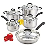 Cook N Home 10-Piece Stainless...
