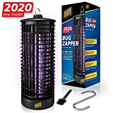 Bug Zapper Indoor and Outdoor - Insects Killer - Fly Trap Outdoor Patio - Insect Killer Zapper - Mosquito Trap - Insect Zapper - Mosquito Attractant Trap - Fly Zapper - Bug Zapper Table Top (XL)