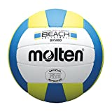 Molten 07307_0000, Pallone da Volley Unisex – Adulto, Multicolore, 5