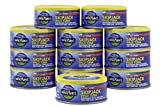 Wild Planet Skipjack Wild Tuna, No Salt Added, Keto and Paleo, 3rd Party Mercury Tested, 5 Ounce (Pack of 12)