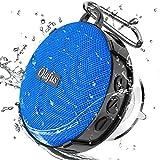Olafus Enceinte Douche Bluetooth Portable, IP65 Etanche 1200mAh 10h Autonomie...