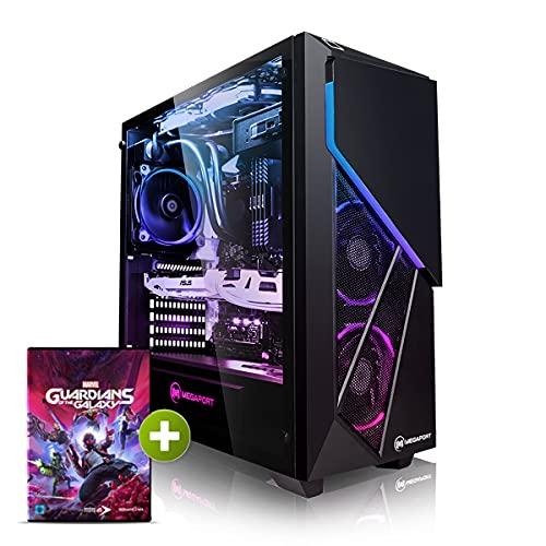 Megaport PC Gamer Intel Core i9-11900F 8X 5.20GHz (Turbo) • GeForce RTX 3080 Ti 12Go • 32Go DDR4 3200 RGB Pro • 2To M.2 SSD • Windows 10 • WiFi • USB3.0 Unité Centrale Ordinateur de Bureau