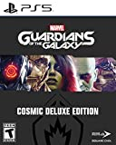 Marvel's Guardians of the Galaxy Deluxe Edition - PlayStation 5 (Video Game)