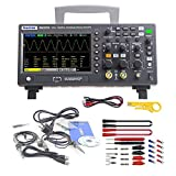 Hantek DSO2C10 2 CH Benchtop Oscilloscope, 100MHz 1GS/s