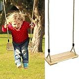 PELLOR Balançoire Enfants Adulte Agres Siège Suspendu Swing...