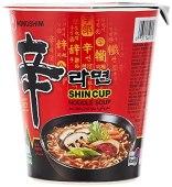 Guloseimas importadas da coreia - macarrão instantâneo shin cup premium