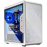 Skytech Oracle Gaming PC Desktop - AMD Ryzen 5 2600, NVIDIA GTX 1660 6GB, 8GB DDR4, 500GB SSD, A320M Motherboard, 500 Watt 80 Plus