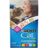 Purina Cat Chow Dry Cat Food, Complete - (4) 3.15 lb. Bags (00017800179911)