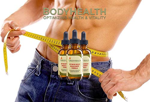 BodyHealth Optimum Weight Management Formula (60 Day Supply) Natural Weight Loss Liquid Drops, for Rebalancing Metabolic Hormones, with Medically Designed Diet Plan, Quality Ingredients 9