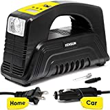 Kensun AC/DC Swift Performance 110V Tire Inflator For Home