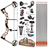 Leader Accessories Compound Bow 50-70lbs...