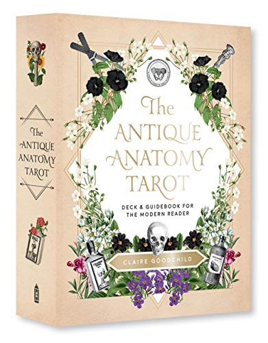 The Antique Anatomy Tarot Kit: Deck and Guidebook for the...