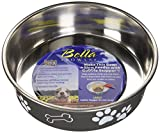 Award winning, patented Bella Bowls are the BEST SELLING BOWL in the pet industry – and for good reason! Functional and beautiful, Bella Bowls are truly the perfect pet dish. Loving Pets brings new life to veterinarian-recommended stainless steel dog...