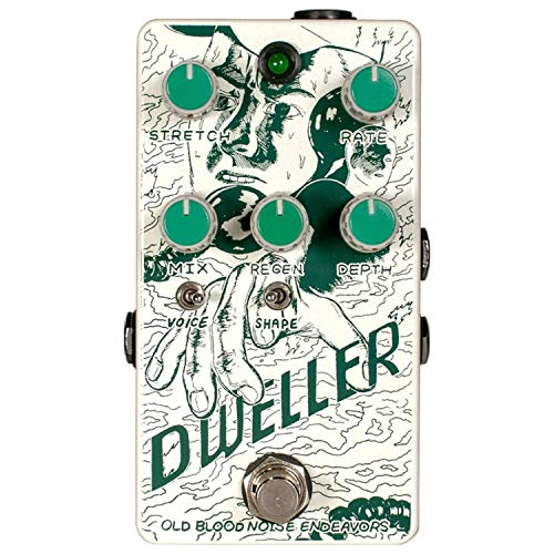 Old Blood Noise Endeavors Dweller Phase Repeater Effect Pedal