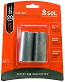 Sol Duct Tape Ruban ADHESIF Toile Mixte Adulte, Gris