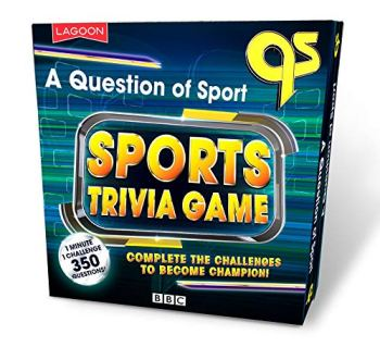 Lagoon Group 4258 BBC A Question Sports Trivia Game Other License, Multi