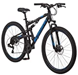 Schwinn S29 Mens Mountain Bike, 29-Inch Wheels, 18-Inch/Medium Aluminum Frame, Dual-Suspension,...