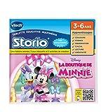 VTech - Jeu Storio - La Boutique de Minnie - Version FR