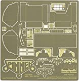 Blade Runner Spinner Photoetch Set - 1:24 Scale - PGX155