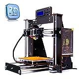Imprimante 3D, A8 Prusa i3,Imprimante 3D DIY kit, Upgraded CPU et Moteur...