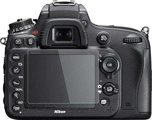 クロスフォレスト Nikon D610/D600用ガラスフィルム ラウンドエッジ Glass Film 「CF-GCND610」液晶保護フィルム
