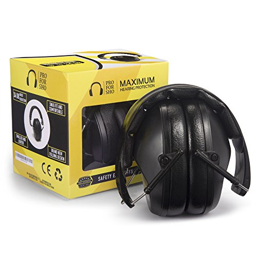 Pro For Sho 34dB NRR Safety Ear Protection - Special...