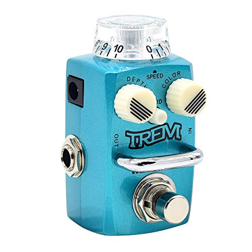 HOTONE Skyline Trem Analog Vintage Opto Optical Tremolo Guitar Effects Pedal