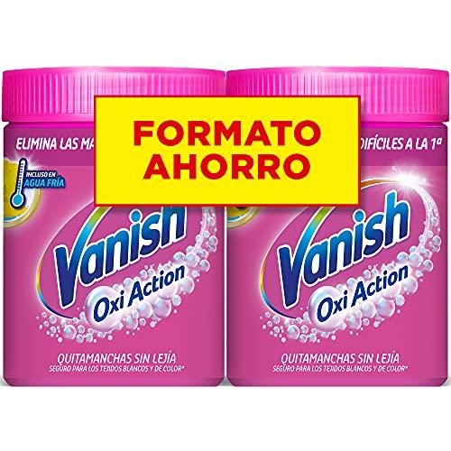Vanish Oxi Action - Quitamanchas para Ropa Blanca y de Color