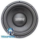 SA-10 D4 REV 3 - Sundown Audio 10' Dual 4-Ohm 750W RMS SA Series Subwoofer