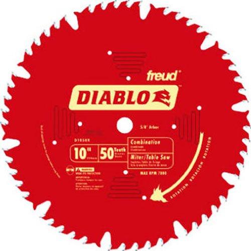 Diablo D1050X Combination Saw Blade