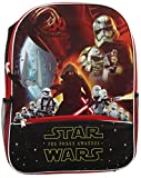 Star Wars Ep7 16-Inch Backpack with Pencil Case Dark Side