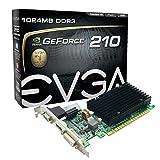 EVGA 01G-P3-1313-KR GeForce 210 Graphic Card - 520 MHz Core - 1 GB DDR3 SDRAM - PCI Express 2.0 x16