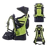 SIERINO Porte-bébés Sac de Randonnée Hiking Child Carrier Pack Dorsal Premium...