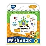 VTech - 480805 - Magibook - Je Découvre l'École Maternelle