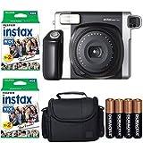 Fujifilm INSTAX 300 Photo Instant Camera With Fujifilm Instax Wide Instant Film Twin Pack Instant...