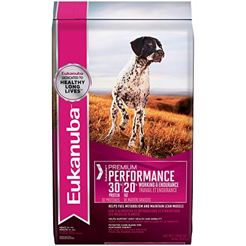 Eukanuba Premium Performance 30/20 Adult Dry Dog...