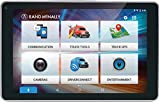 Rand McNally OverDryve 8 Pro 8' Truck GPS Tablet with Dash Cam and Bluetooth
