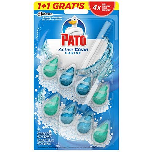 PATO Active Clean Colgador para Inodoro, Frescor Intenso, Pe