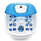 Foot Spa Bath Massager with...