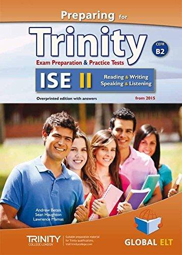 PREPARING IN TRINITY ISE II SELF STUDY B2