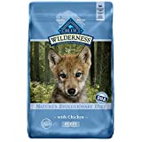 Blue Buffalo Wilderness High Protein, Natural Puppy Dry Dog Food, Chicken 24-lb