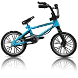 BMX Finger Bike Series 12,Replica Bike with Real Metal Frame, Graphics, and Moveable Parts for Flick Tricks, Flares, Grinds, and Finger Bike Games
