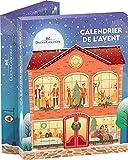 DUCS DE GASCOGNE - Coffret Gourmand 'Calendrier de l'Avent' - Comprend 24 gourmandises sucrées/salées - Spécial Cadeau Noël 2021 (905601)