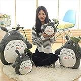 YUEFF Peluche Totoro en peluche - Cartoon - Pour bébé et fille - Peluche douce...