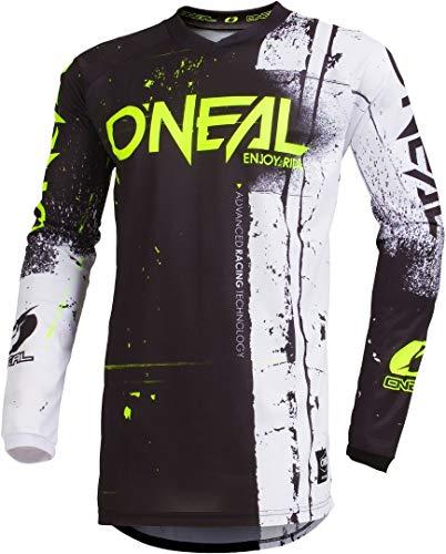 O\'NEAL Oneal ELEMENT JERSEY Ausrüstung für Fahrrad- und Motocross, L, Schwarz