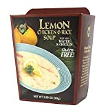 Plentiful Pantry Lemon Chicken and Rice Soup Mix, 5.69 Ounce - Just add Water and Chicken - Cook & Serve!